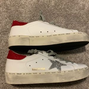 Limited Edition Golden Goose Deluxe Brand